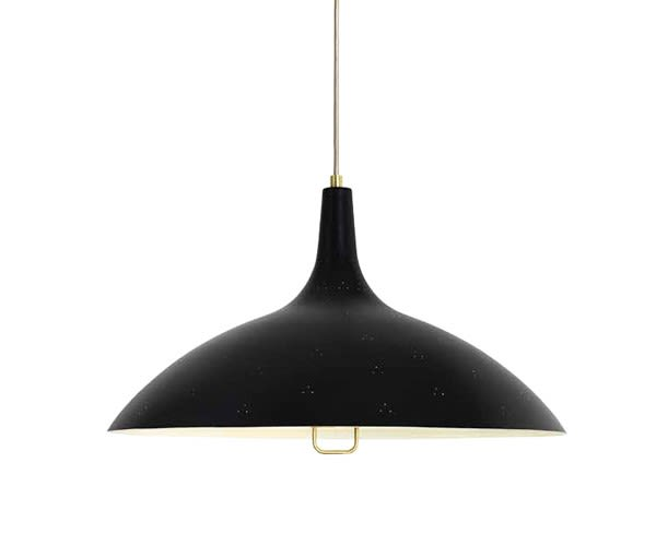Soft Black Semi Matt,GUBI,Pendant Lights,black,ceiling,ceiling fixture,lamp,light fixture,lighting