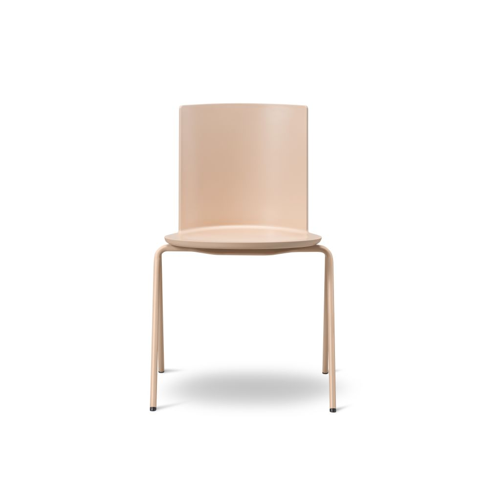 Sand, Chrome,Fredericia,Seating,beige,chair,furniture