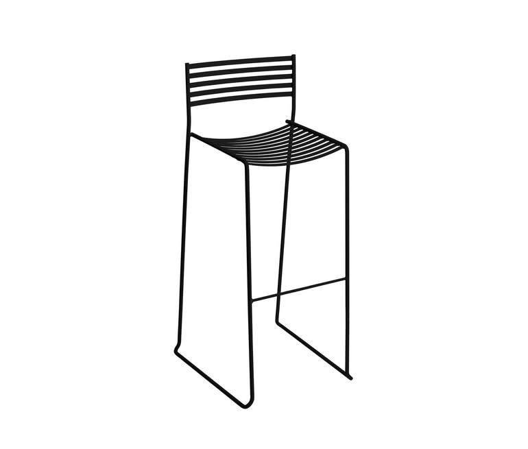 Aluminium 20, High,EMU,Outdoor Chairs,bar stool,furniture,line,table