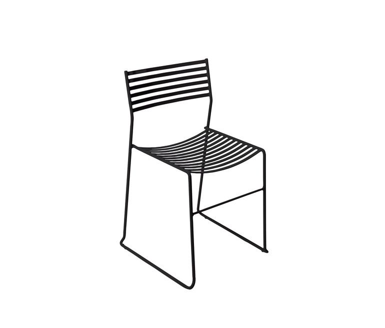 Black,EMU,Outdoor Chairs,chair,furniture,line,outdoor furniture