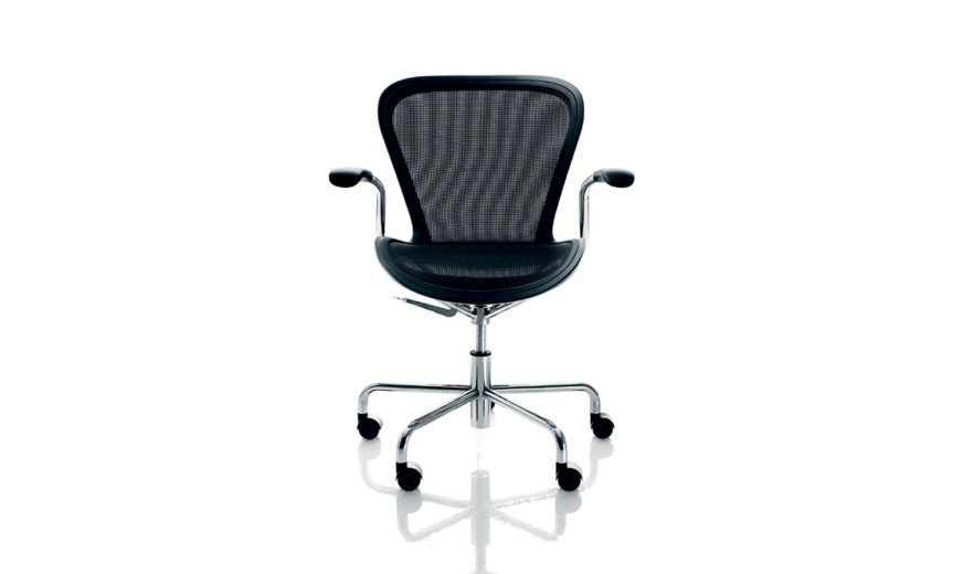 Matt Black, Chromed Base,Magis Design,Office Chairs,chair,furniture,line,office chair