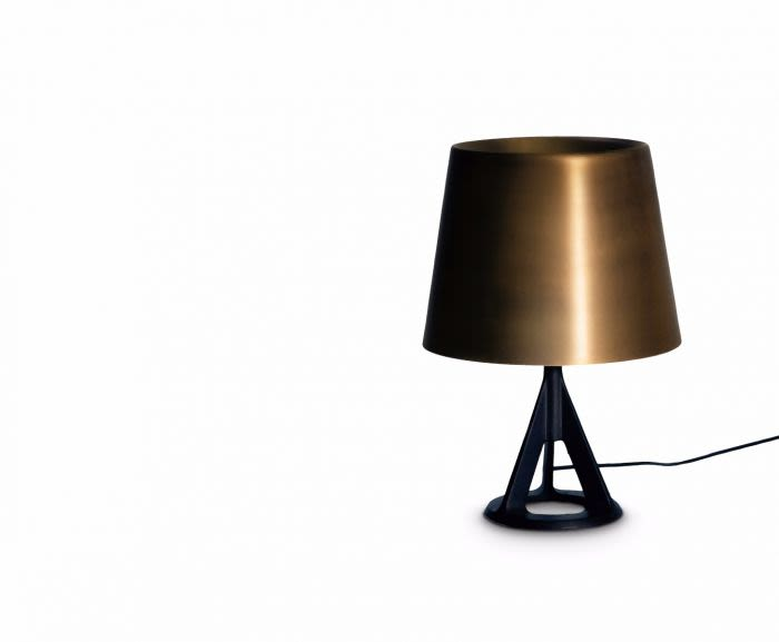 Brass,Tom Dixon,Table Lamps,lamp,lampshade,light,light fixture,lighting,lighting accessory,table