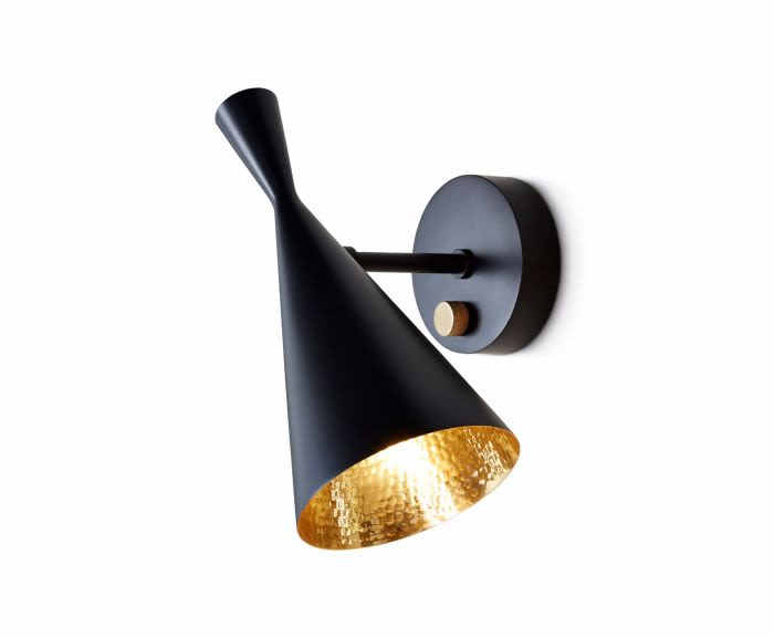 Black,Tom Dixon,Wall Lights,light fixture,lighting,sconce