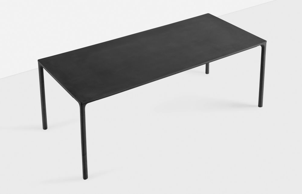 L200 x D90,Kristalia,Tables & Desks,desk,furniture,outdoor table,rectangle,table