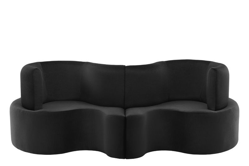Messenger 0007,Verpan,Sofas,black,couch,furniture,leather,sofa bed