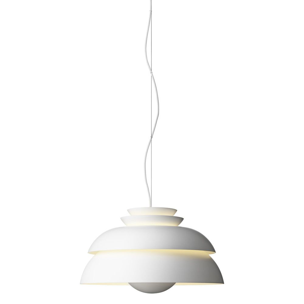 P1 Small,Fritz Hansen,Pendant Lights,ceiling,ceiling fixture,lamp,light,light fixture,lighting,lighting accessory,white
