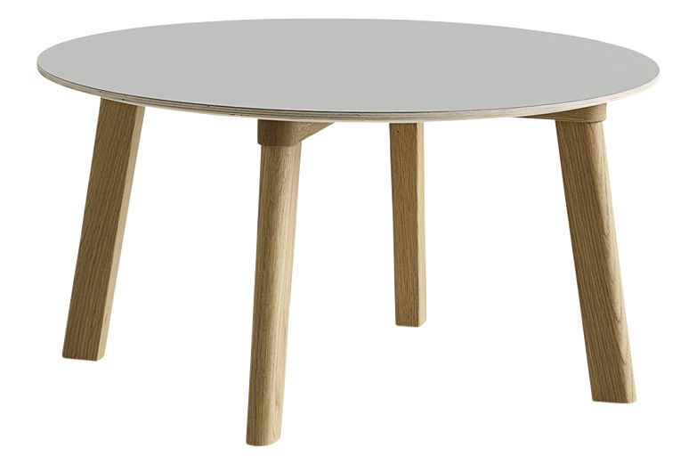 Cph Deux 250 Round Coffee Table From Hay