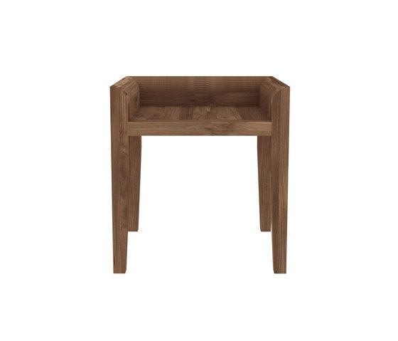 Ethnicraft,Stools,end table,furniture,stool,table