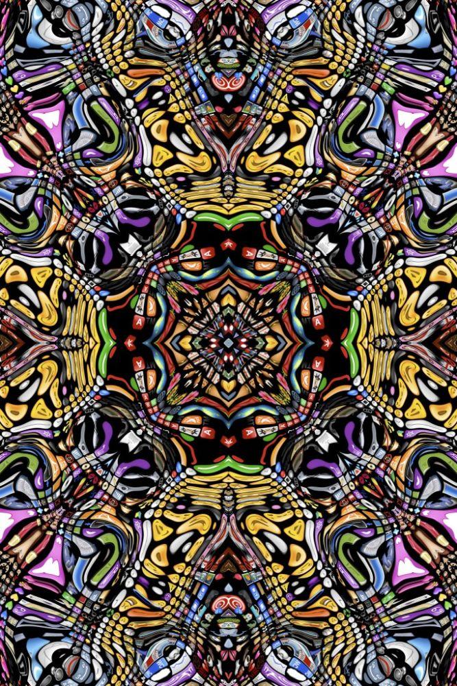 Polyamide,Moooi Carpets,Rugs,art,design,pattern,psychedelic art,purple,symmetry,visual arts