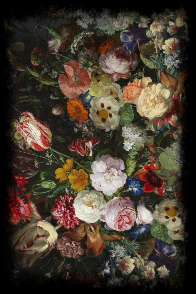 art,artwork,garden roses,painting,still life,still life photography