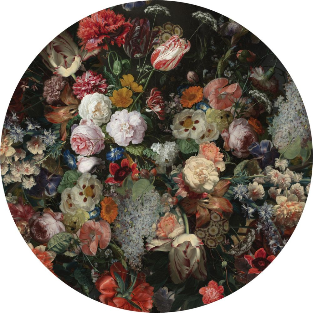 bouquet,painting,plate,still life