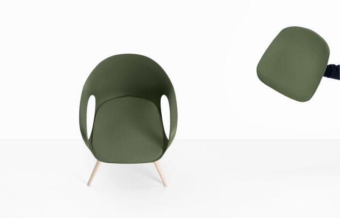 A7244 - Field 762 blue,Kristalia,Cushions,chair,design,furniture,green,product,table