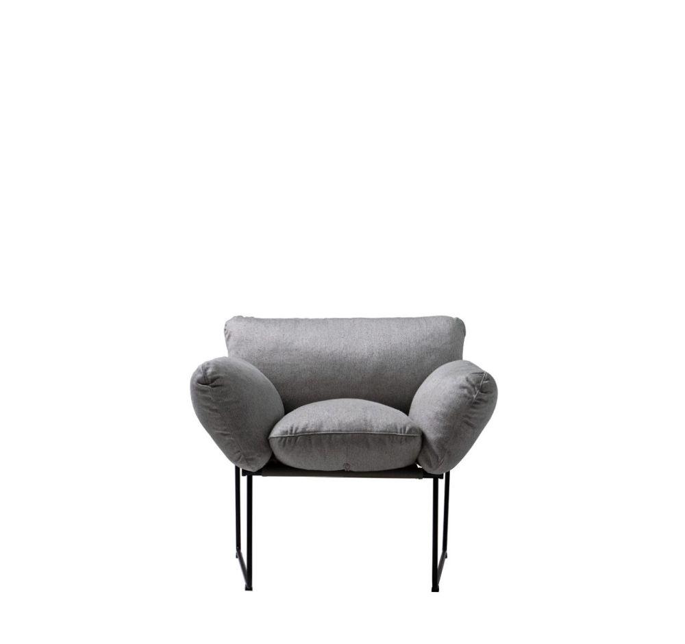 Cairo - Bianco 01,Driade,Armchairs,chair,club chair,couch,furniture