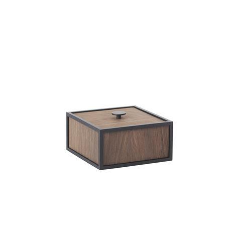 Oak,by Lassen,Storage Furniture,beige,box,brown,coffee table,furniture,rectangle,table,wood
