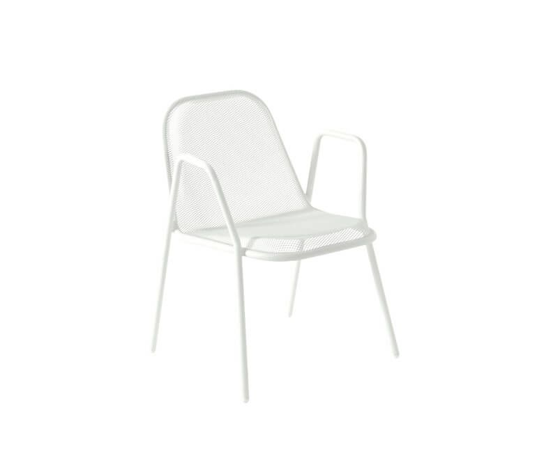 Cement,EMU,Outdoor Chairs,chair,furniture,white