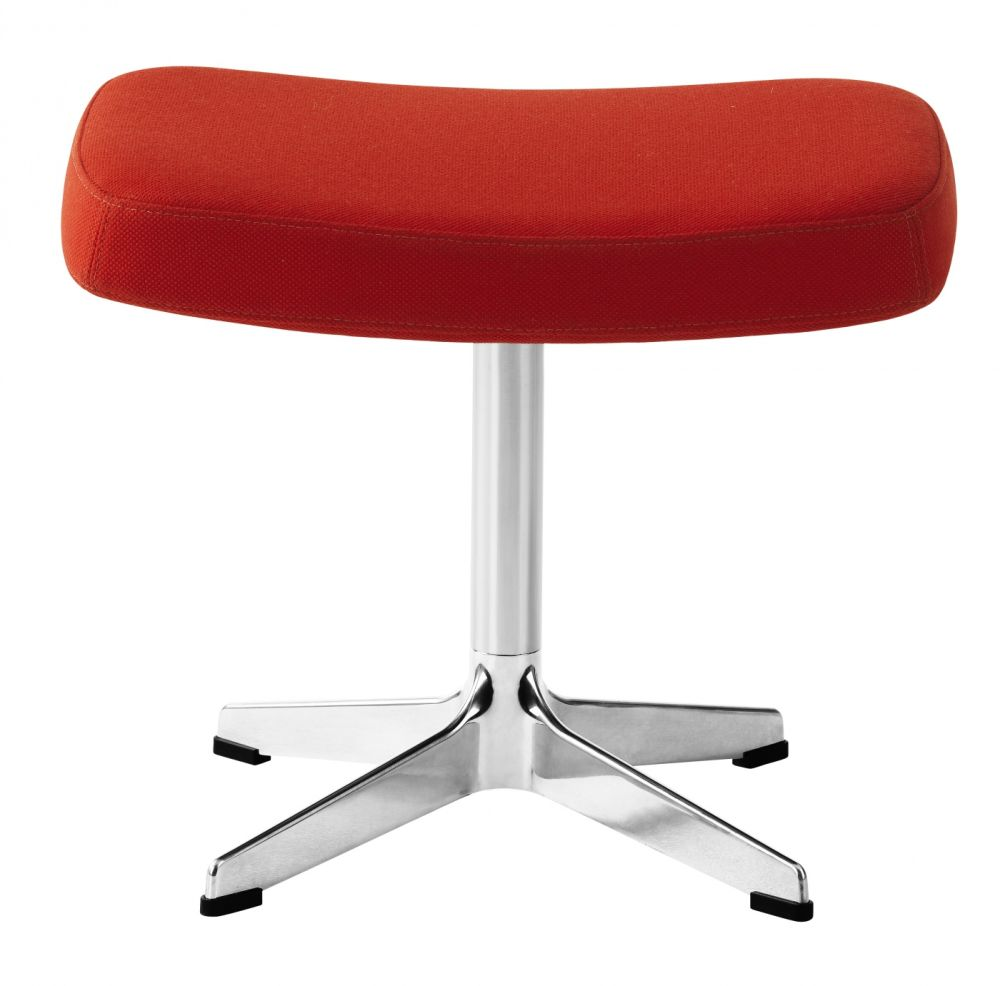 Main Line Flax Newbury, Black Lacquered,Swedese,Footstools,bar stool,furniture,material property,orange,red,stool,table