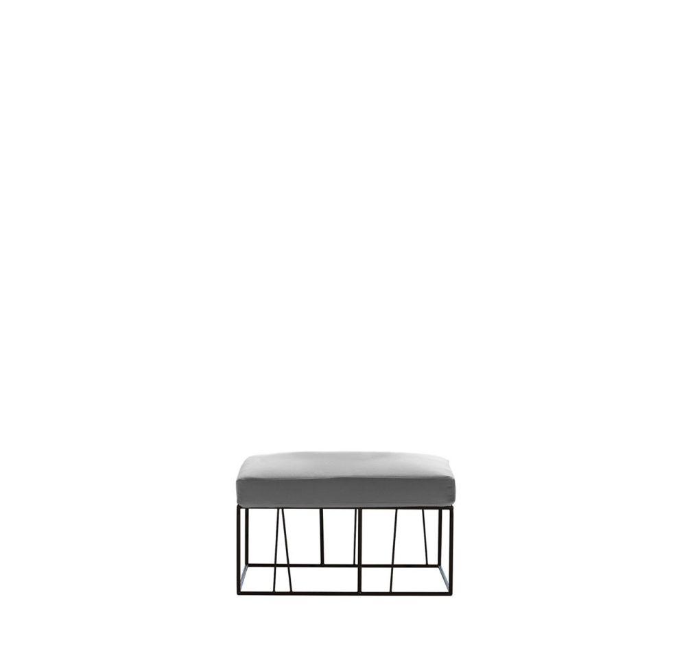Paranà - Bianco 157,Driade,Footstools,furniture,table