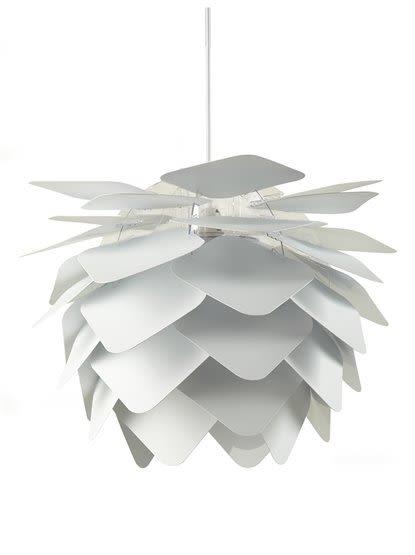 Dyberg Larsen,Pendant Lights,ceiling,lighting,lighting accessory,origami,white