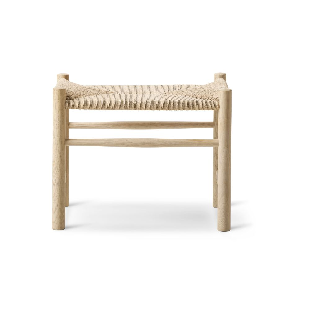 Oak black lacquered, Natural paper cord,Fredericia,Seating,chair,furniture,table