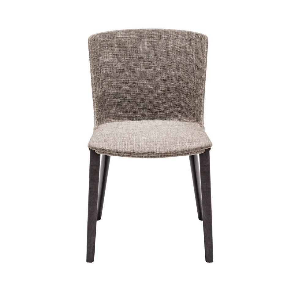 Cairo - Bianco 01, Ebonized Ash Wood,Driade,Seating,beige,chair,furniture