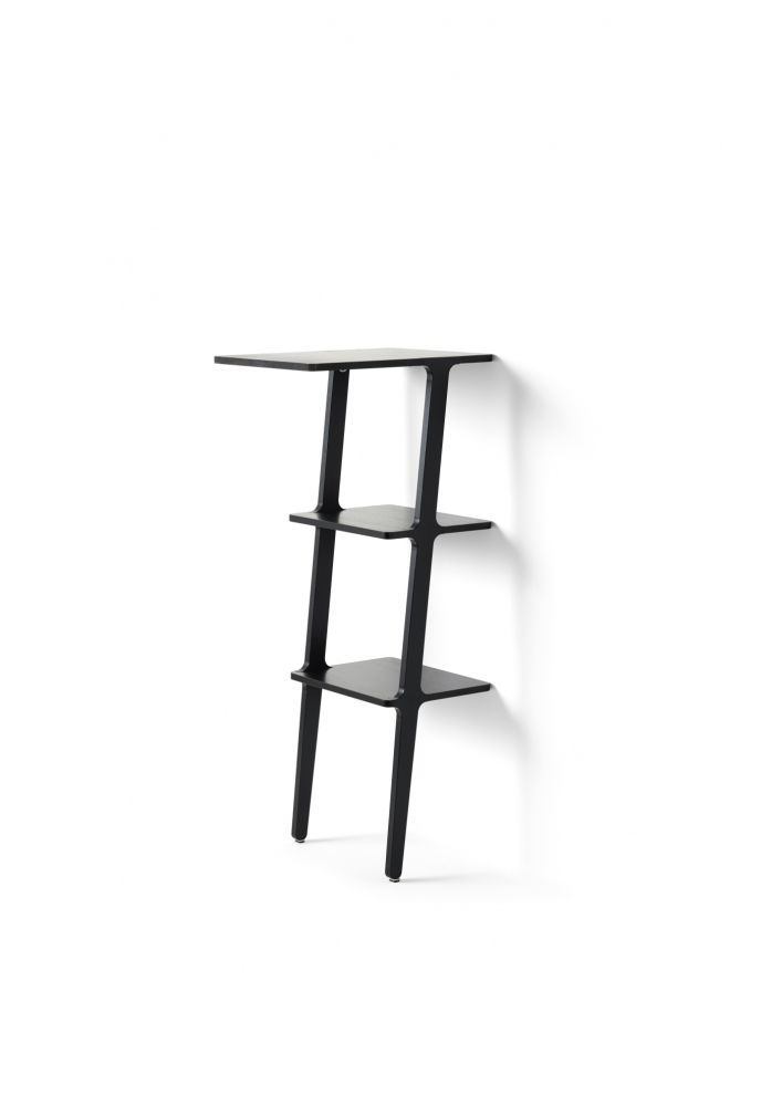 Ash Wood Black Lazur,Swedese,High Tables,furniture,shelf,table