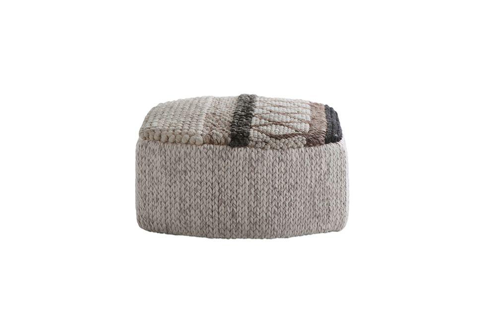 GAN,Footstools,beanie,beige,furniture,wool