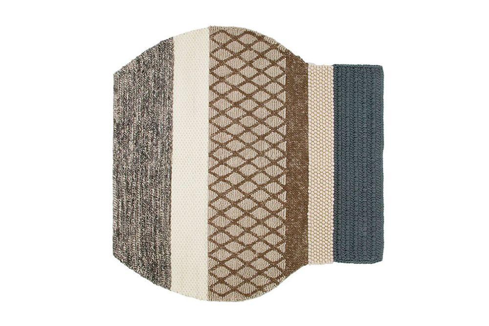230x230 cm,GAN,Workplace Rugs,beige,brown
