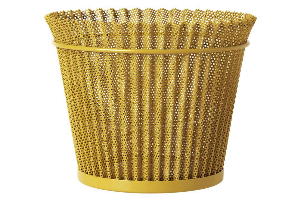 Medium, Venetian Gold,GUBI,Plant Pots,yellow