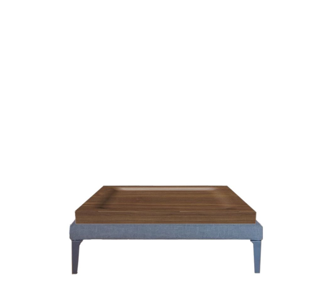Cairo - Bianco 01,Driade,Tables & Desks,brown,coffee table,furniture,rectangle,table,wood