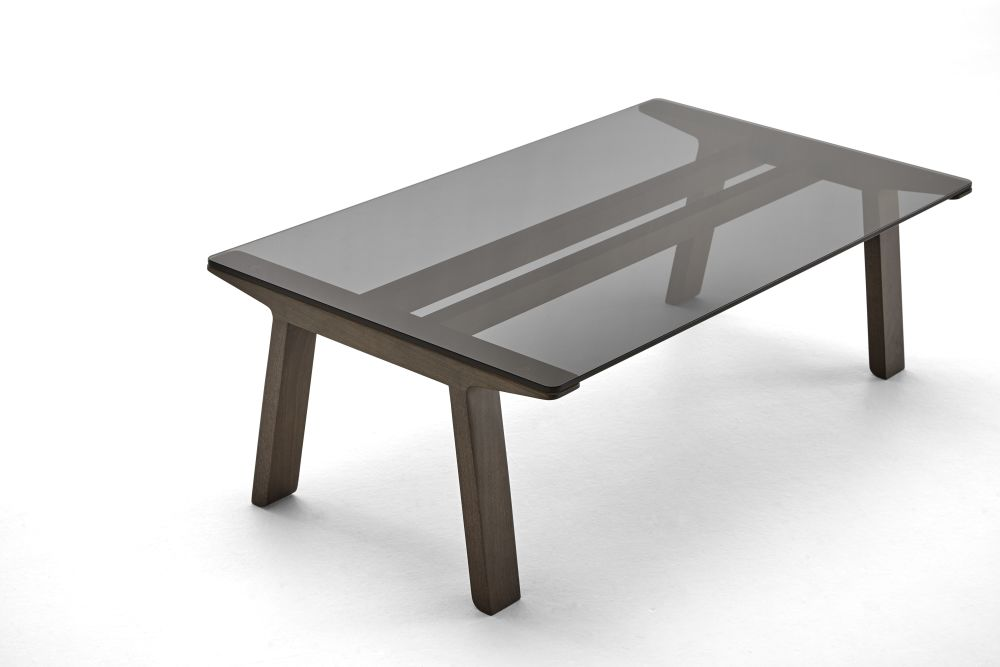 Super-Matt Oak,Punt,Coffee & Side Tables,coffee table,furniture,outdoor table,rectangle,table