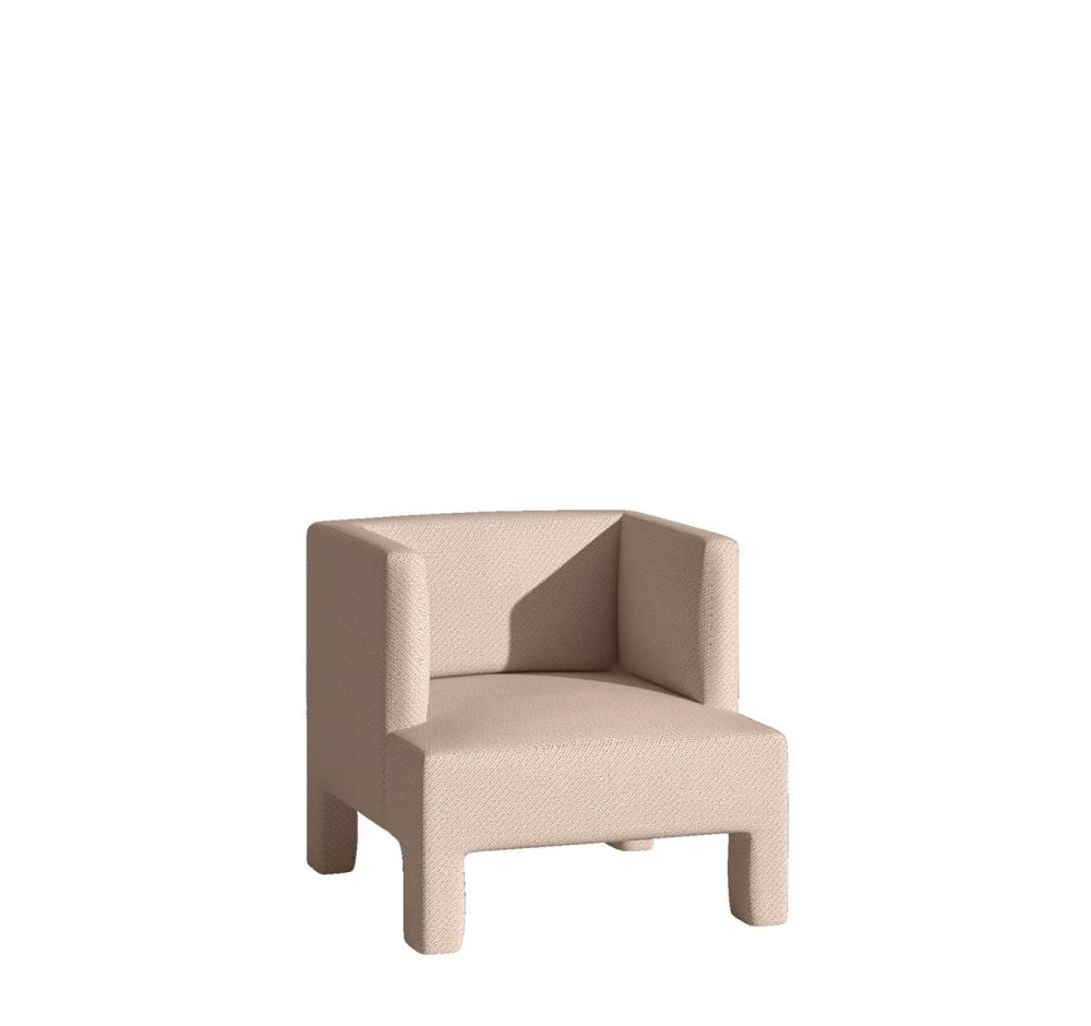 Cairo - Bianco 01,Driade,Armchairs,beige,chair,furniture,table
