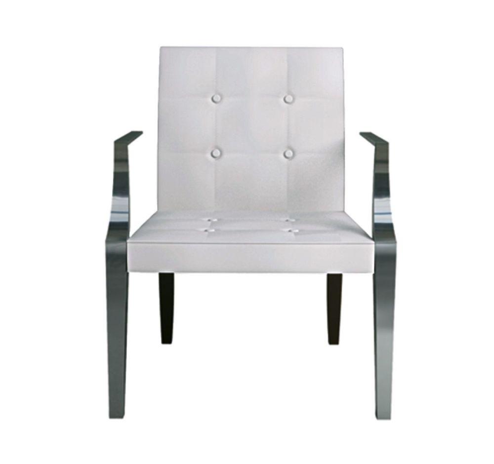 Cairo - Bianco 01,Driade,Armchairs,chair,furniture,room,table