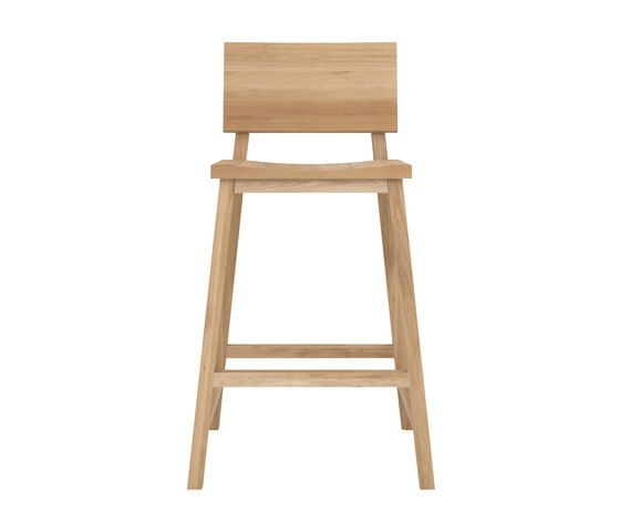 Oak,Ethnicraft,Stools,bar stool,chair,furniture,stool