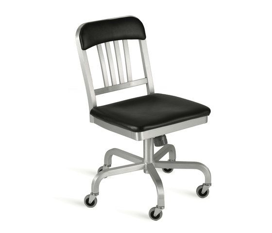 Hand Brushed,Emeco,Dining Chairs,chair,furniture,line,material property,office chair