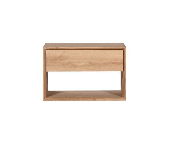 Ethnicraft,Bedside Tables,drawer,furniture,nightstand,rectangle,shelf,sofa tables,table,wood