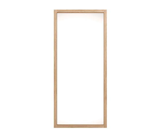 90 x 5 x 200 cm,Ethnicraft,Mirrors,door,rectangle