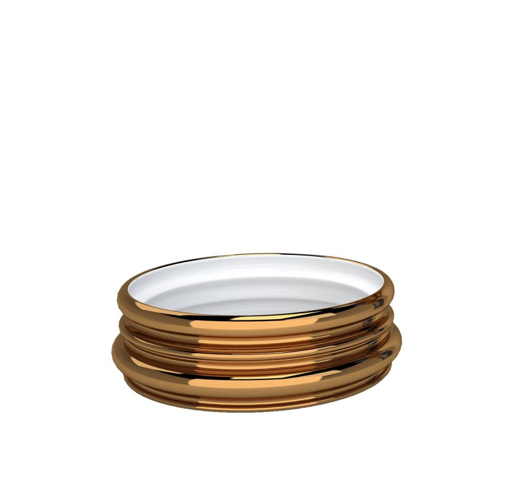 Matte White,Driade,Vases,bangle,bracelet,copper,fashion accessory,jewellery,metal,ring