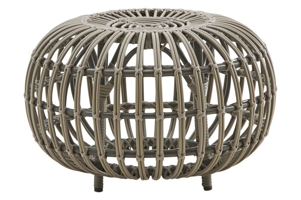 Dove White,Sika Design,Footstools,cage,furniture,metal,table