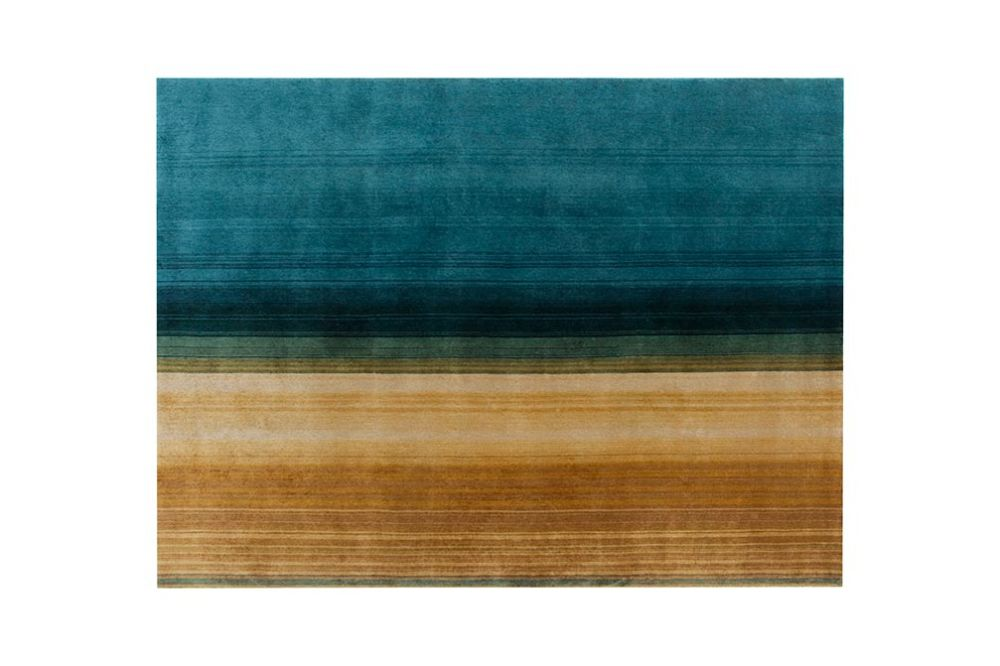170x240 cm,GAN,Workplace Rugs,aqua,beige,blue,brown,green,line,pattern,rectangle,teal,turquoise,wood,yellow