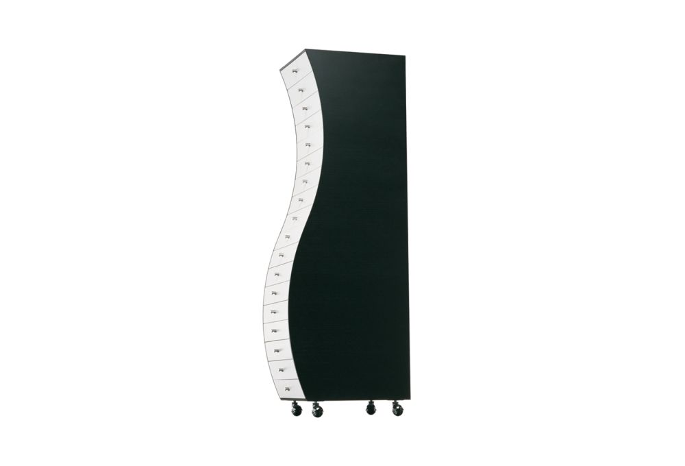 OP Matt Lacquer, 01 White,Cappellini,Chest of Drawers,rectangle