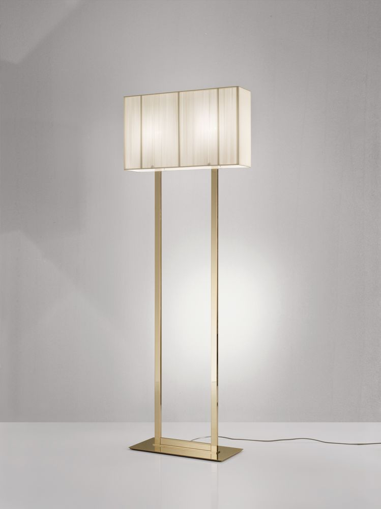 White, Gold,Axo Light,Floor Lamps,floor,lamp,lampshade,light,light fixture,lighting,lighting accessory