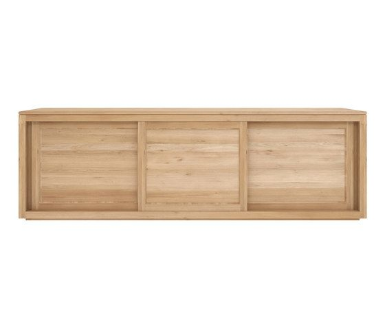 200 x 47 x 80 cm,Ethnicraft,Cabinets & Sideboards,chest of drawers,cupboard,drawer,dresser,furniture,rectangle,shelf,sideboard,wood