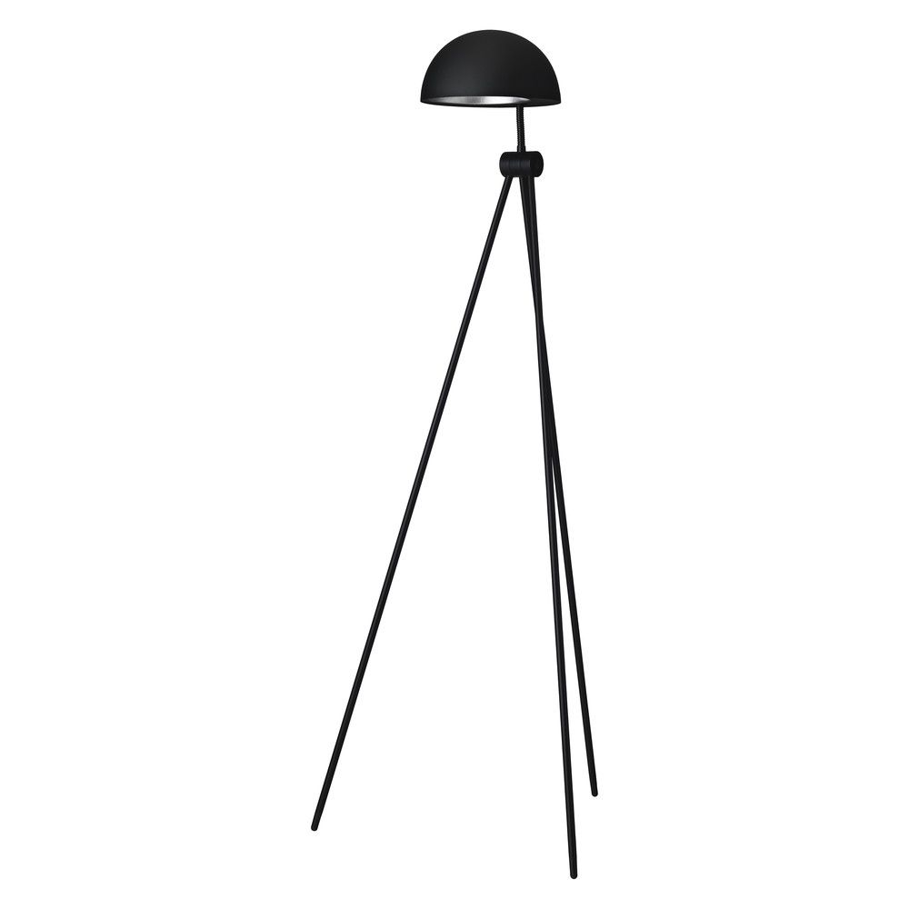 Black,Fritz Hansen,Floor Lamps,light fixture,lighting,line,tripod