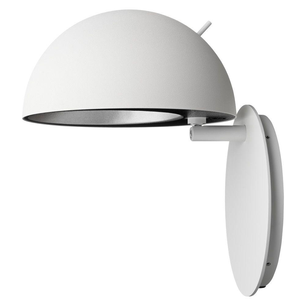 White,Fritz Hansen,Wall Lights,lamp,light fixture,lighting,sconce