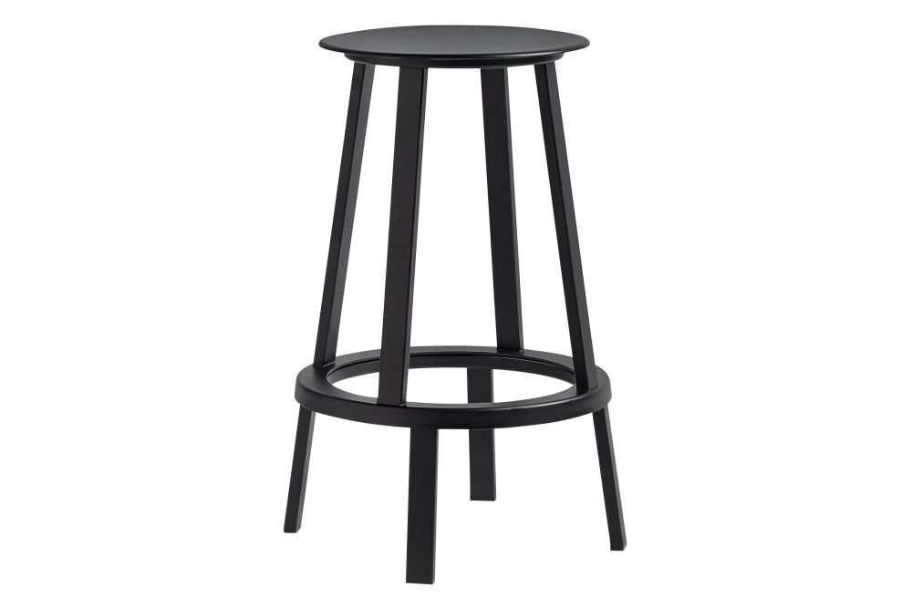 Metal Sky Grey, Low,Hay,Workplace Stools,bar stool,chair,furniture,iron,stool,table