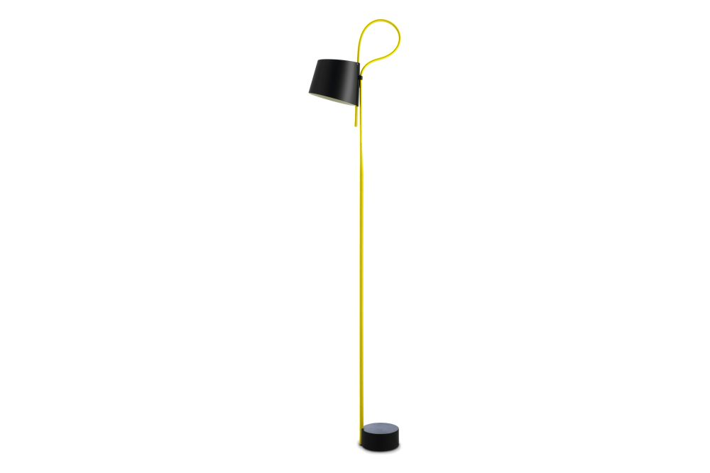Black / Black,Hay,Floor Lamps,lamp,light fixture,street light