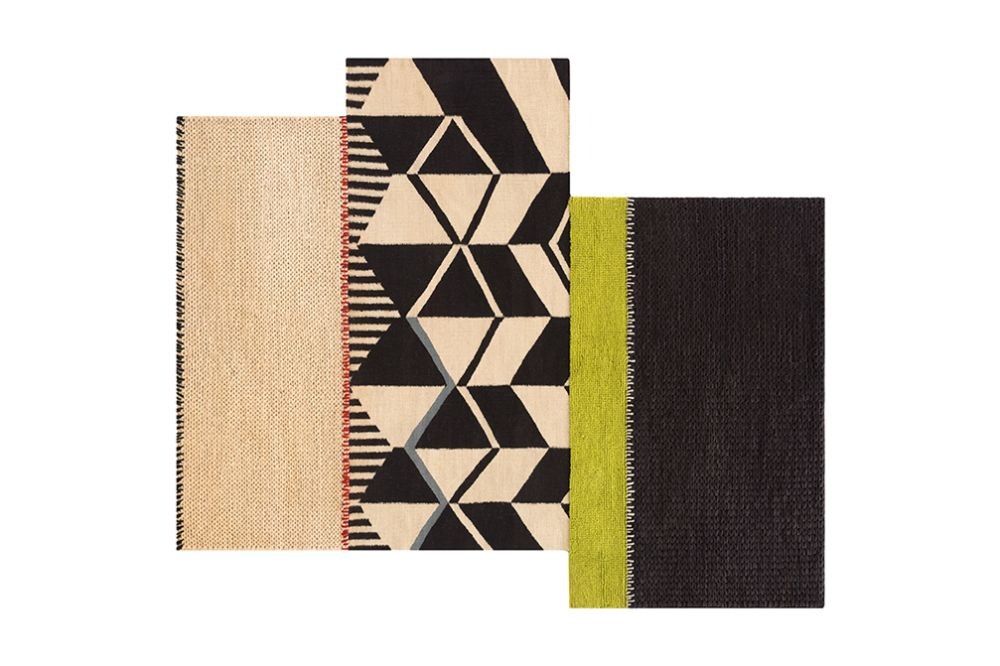 200x250 cm,GAN,Rugs,beige,black,brown