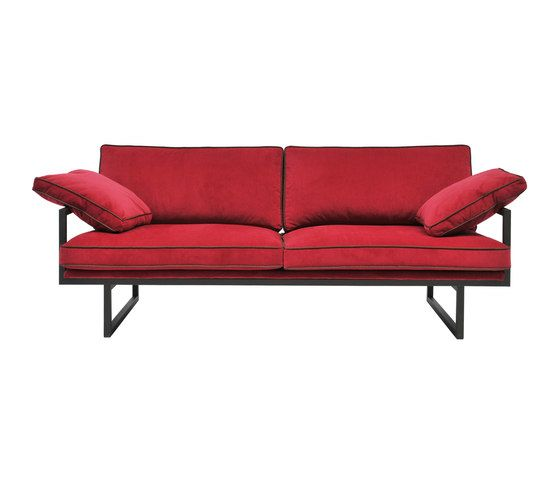 Red, Ristretto Frame,Ghyczy,Sofas,couch,furniture,outdoor sofa,sofa bed,studio couch