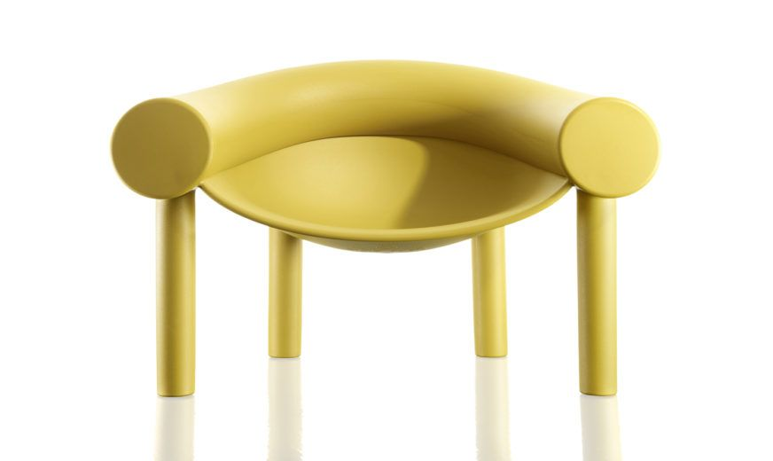Red,Magis Design,Armchairs,chair,furniture,yellow