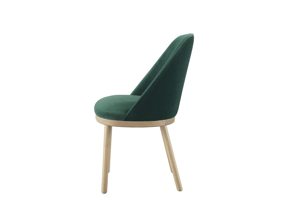 Oak Natural, Lana 007 Canary,Wewood ,Seating,chair,furniture,turquoise